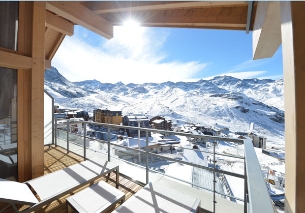 Travel to Club Med's Val Thorens